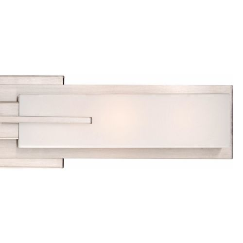 "Possini Euro Collection Midtown 23 1/2""W Satin Bath Light"